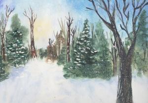Snowscape 2013